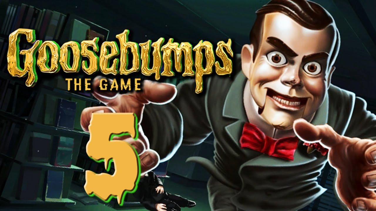 Goosebumps: The Game [...