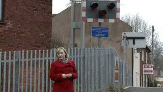 Stone level crossing is named as one of the worst in the Midlands