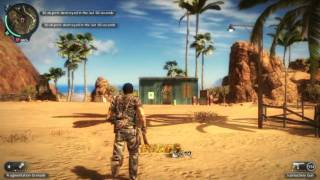 Just Cause 2 Demo Gameplay na 8600GT by coxinha09