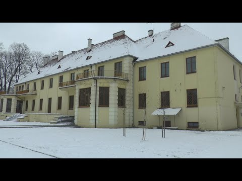 Ruszył generalny remont Pałacu Potockich w Międzyrzecu Podlaskim