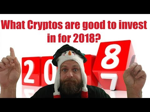 🚀 Best Crypto Buys for 2018