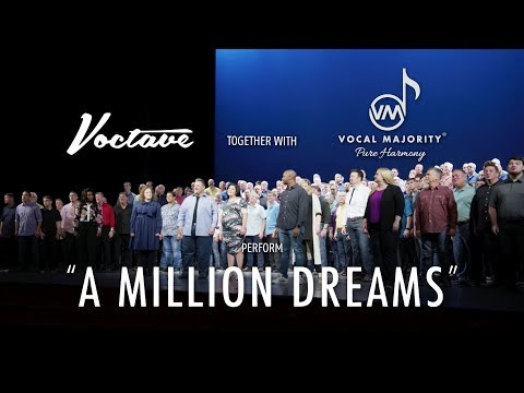 Voctave and Vocal Majority - A Million...