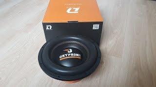 Обзор и тест сабвуфера в авто - DL audio Gryphon PRO 12