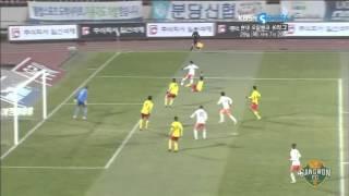 2012 K리그 43R 강원FC vs 성남일화 하이라이트