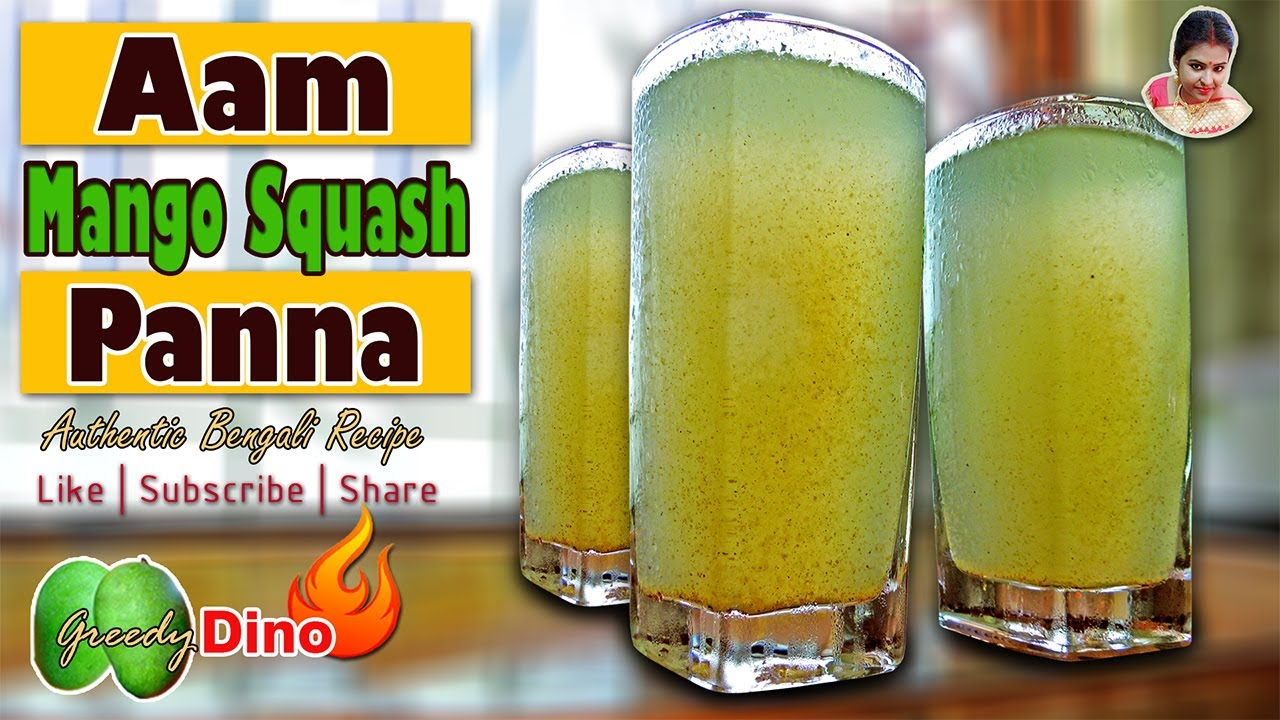Aam Panna Recipe | Ready to Drink