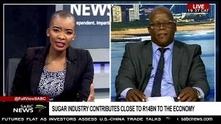The South African sugar industry is in a crisis. The sugar tax came...