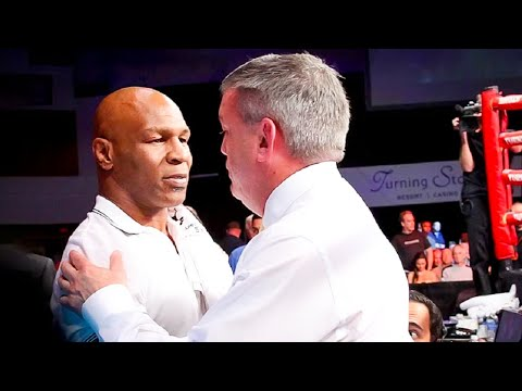 Mike Tyson apologizes to Teddy Atlas after 2 decades