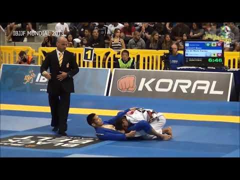 YUKINORI SASA VS SAMUEL BRAGA / YUKINORI SASA VS ARY FARIAS 2013 WORLD