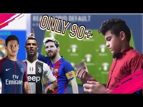 Какво ще стане, ако всички играчи са ни 90+ ??