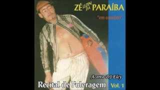 """Zé Lezin - Recital da fuleragem """"Em consêrto.""""vol.1 Pt.1/2"""