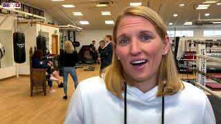 STACEY COPELAND ON HER RESPECT FOR JANE COUCH MBE THE FIRST LADY OF BRITISH BOXING, PLUS FIGHT NEWS