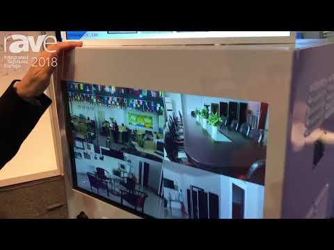 ISE 2018: Shenzhen L&M Electronic Technology Shows LM22-DSA-1A Digital Signage Solution