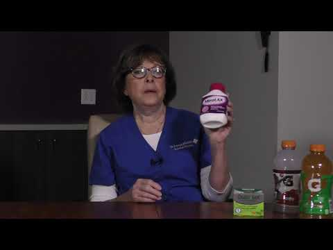 SJH Colonoscopy Prep - Judy Pence, RN (English)