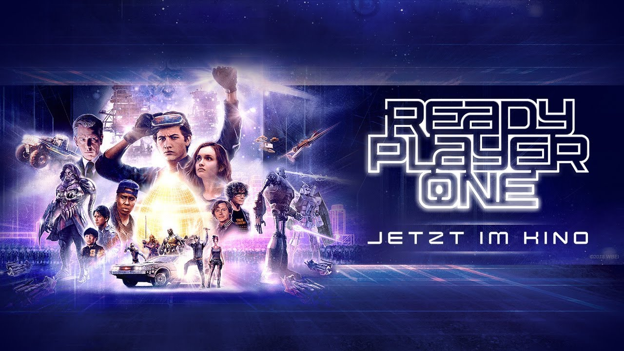 READY PLAYER ONE - Spot #7 Deutsch HD German (2018) - READY PLAYER ONE - Spot #7 Deutsch HD German (2018)