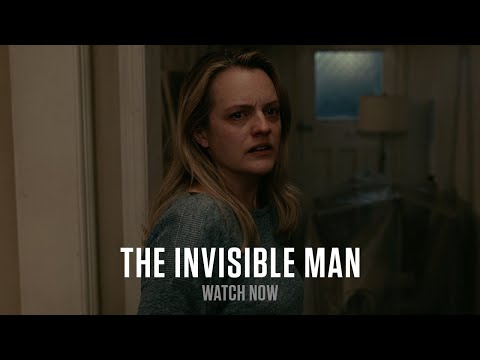 The Invisible Man - Watch At Home On Demand Now (Kitchen) [HD]