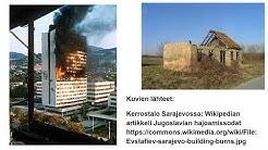 Jugoslavian hajoaminen