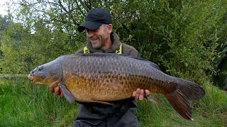 Carp fishing September 2018 blog - big carp from a new syndicate