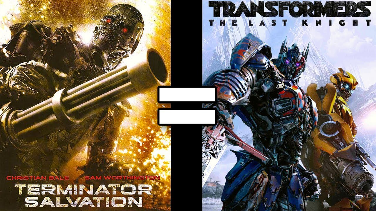 24 reasons terminator 4 transformers 5 are the same movie youtube 24 reasons terminator 4 transformers 5 are the same movie thecheapjerseys Image collections