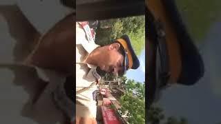 BJP ka jhanda Mumbai mai utarvaya bawal