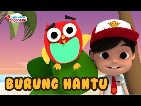 Lagu Anak Anak - Lagu Burung Hantu - Lagu Anak Indonesia