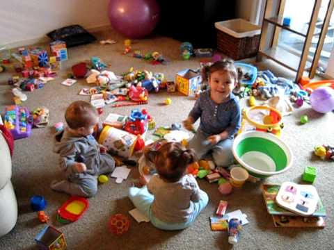 Little Victory : Finding the Floor in the Playroom |