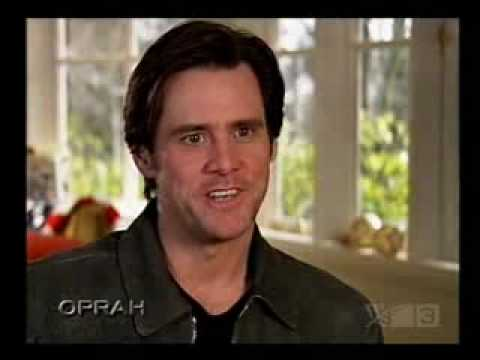 Jim Carrey On Eckhart Tolle's 'A New Earth'