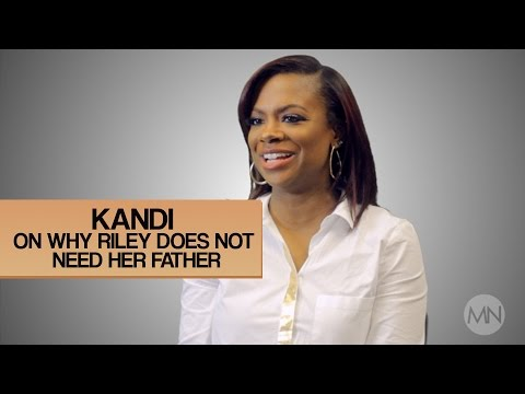 Kandi On Why She Feels Ex Is Using Her Daughter For Publicity