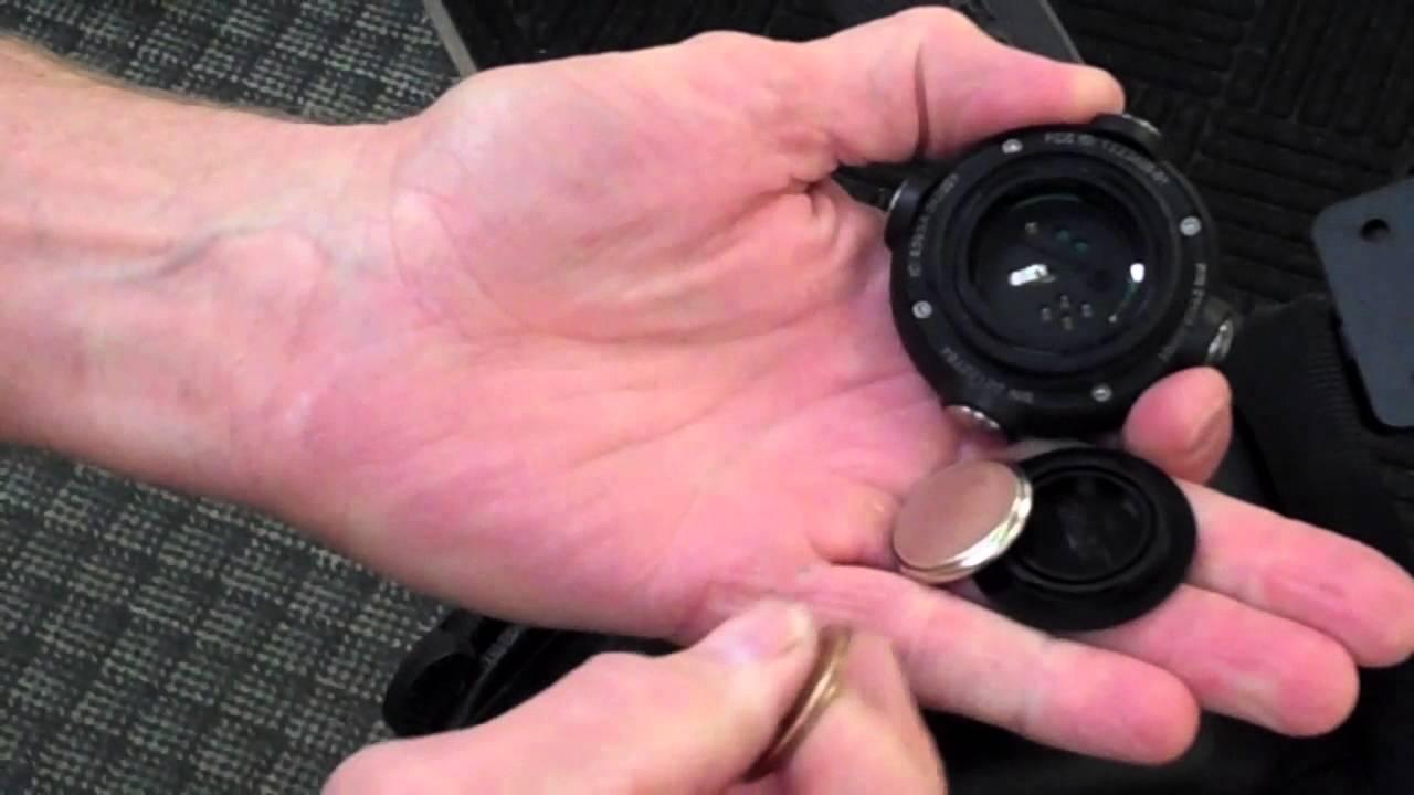 Replacing the Segway InfoKey Battery