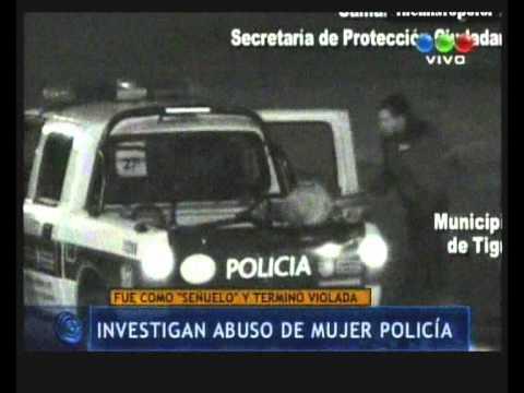 VIOLACIÓN DE MUJER POLICÍA by Bº Rivadavia 1.