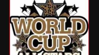 World Cup Shooting Stars Cheerleading Music 2006 - 2007