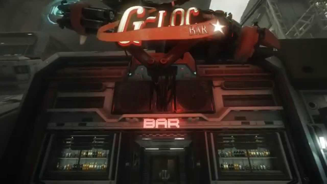 how to take off in a hangar star citizen