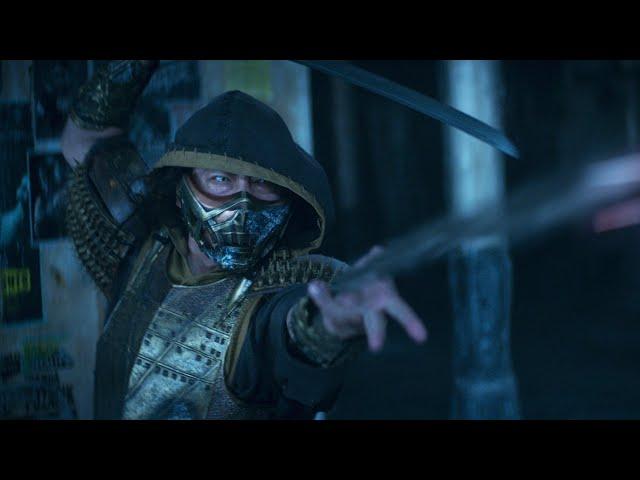 Mortal Kombat - Official Restricted Trailer