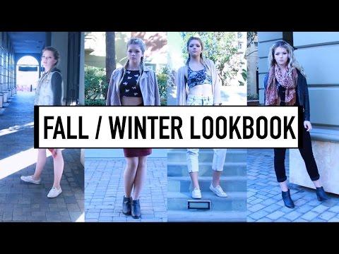 FALL / WINTER LAYERING LOOKBOOK