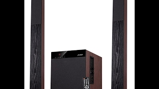 F&D speaker T 400X with usb and blutooth & remot