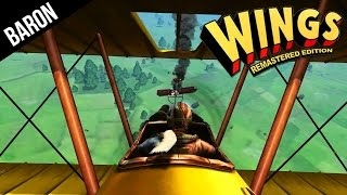 Wings Remastered - World War 1 Aerial Dogfighting!