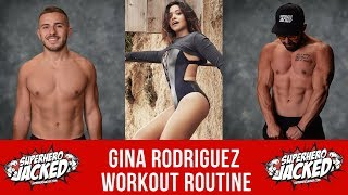 Gina Rodriguez Workout Routine Guide