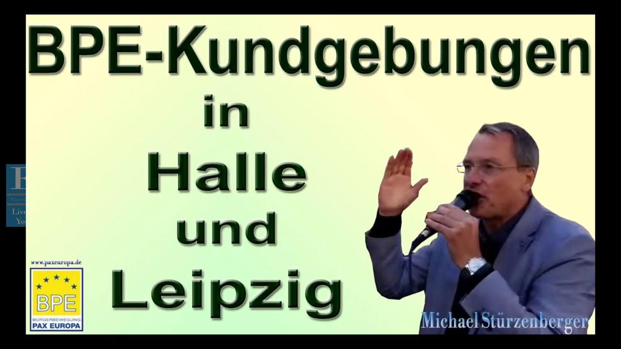 Aktuelle Nachrichten Michael Stürzenberger