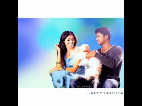 Sachin BGM | Happy birthday genelia 💙 | Cute Dubsmash & Ringtone