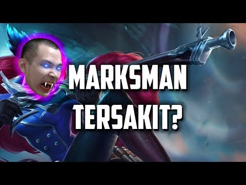 Tutorial Lesley, MARKSMAN PALING SAKIT DI LATE GAME? BY JESS NO LIMIT