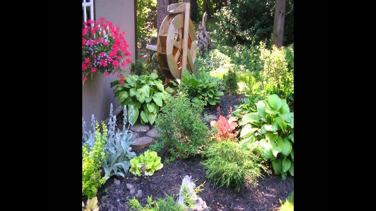 Funky Garden Ideas - YouTube