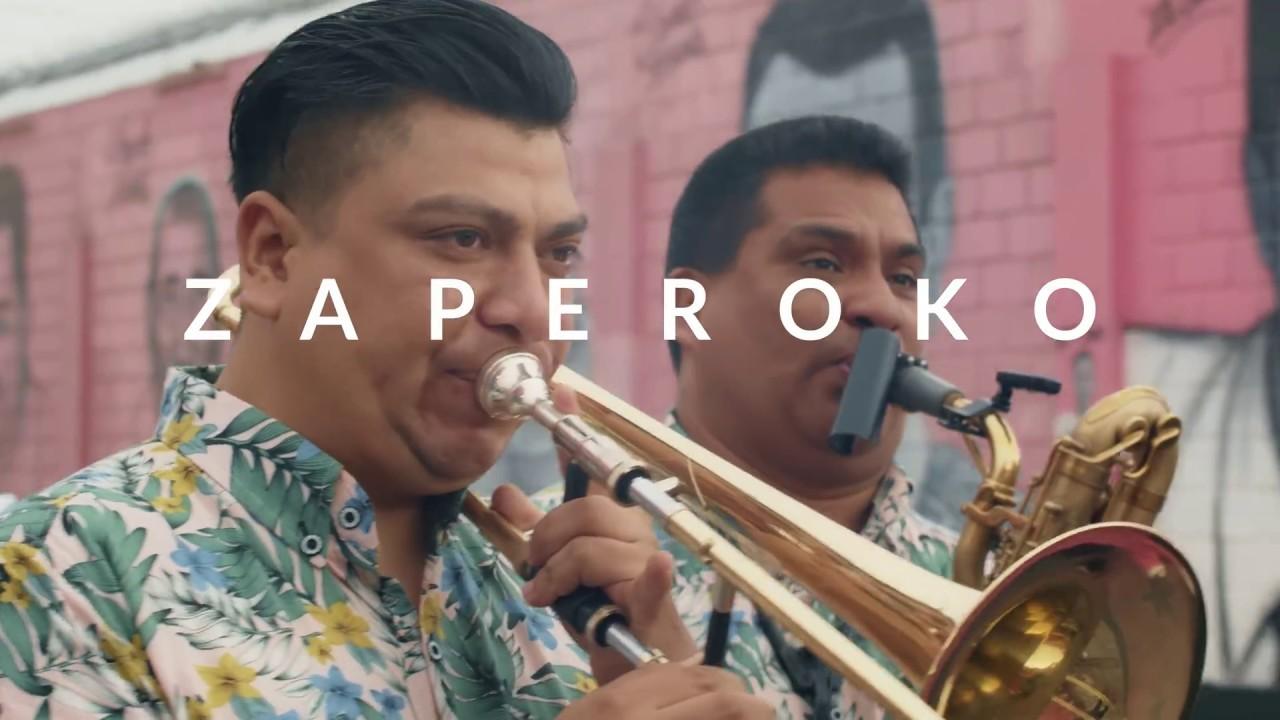 Melcochita & Orquesta Zaperoko La Resistencia - Madre