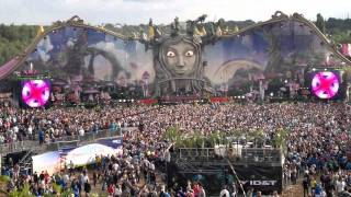 Avicii - Sunshine @ Tomorrowland 2011 (HD)
