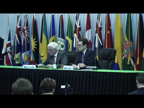 Livestream Recording: Signing Ceremony for European Investment Bank Climate Action Line of Credit II