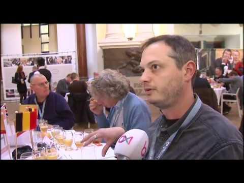 Brussels Beer Challenge à la Bourse