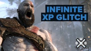 Here's how to gain a ton of XP with an easily repeatable glitch usi...