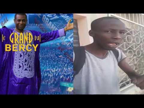 Patin Parle De Bercy, Des Lions Au Mondial et Des Migrants En Libye.