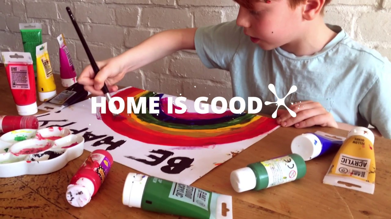 Home is good - YouTube