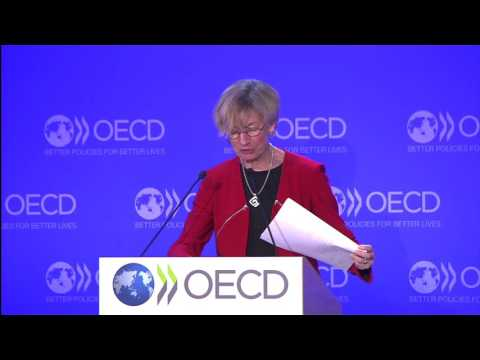 OECD Forum 2016 – Presentation of the Economic Outlook