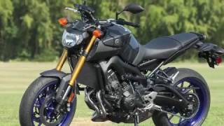 2017 Yamaha MT-09 (FZ-09 in the U.S.A.)