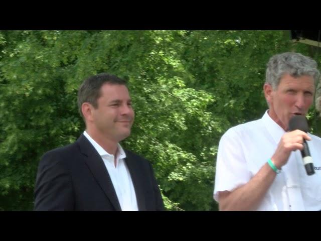 DKB Riders Tour -  Wiesbaden Finish